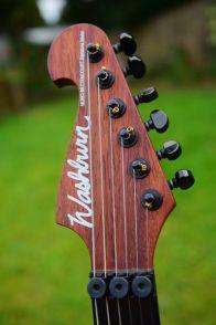 Washburn N4 Nuno Bettencourt padauk For Sale UK (1)