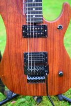 Washburn N4 Nuno Bettencourt padauk For Sale UK (8)